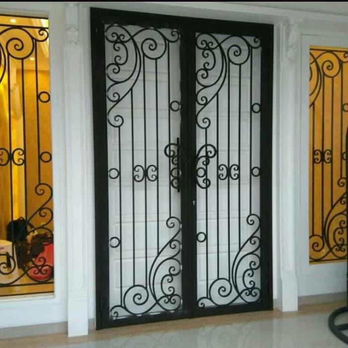 Jasa Pembuatan Teralis Pintu Bekasi dan Jakarta