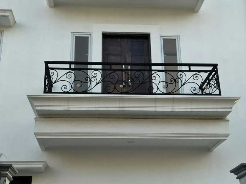 Jasa Pembuatan Railing Balkon