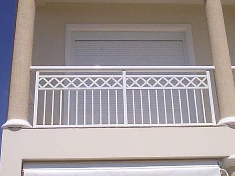 railing balkon murah